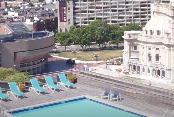 Aerial Videography in Boston