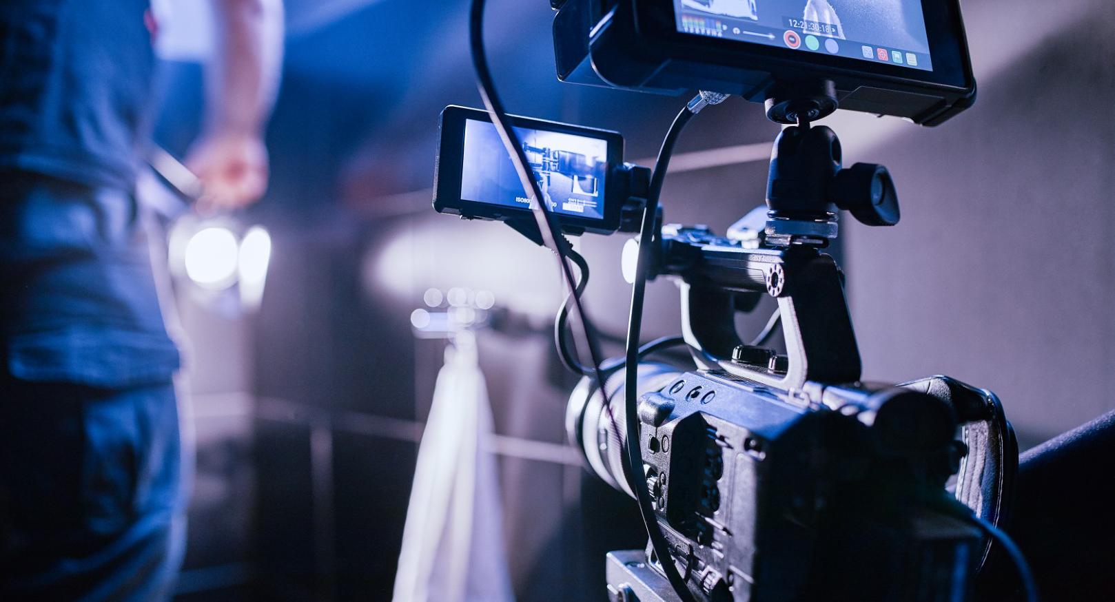 Social Media, Website or TV Commercials